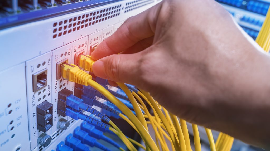 Internet and network repairs can be more involved than just plugging in an ethernet cable.